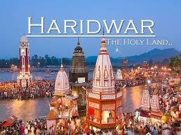 Chandigarh Haridwar taxi